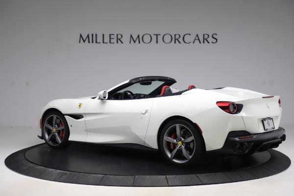 Used 2020 Ferrari Portofino Base for sale Call for price at Rolls-Royce Motor Cars Greenwich in Greenwich CT 06830 4