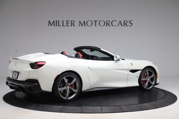 Used 2020 Ferrari Portofino Base for sale Call for price at Rolls-Royce Motor Cars Greenwich in Greenwich CT 06830 8