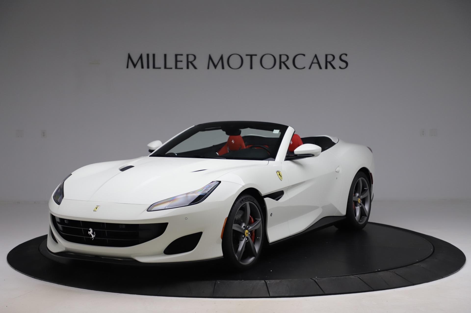 Used 2020 Ferrari Portofino Base for sale Call for price at Rolls-Royce Motor Cars Greenwich in Greenwich CT 06830 1