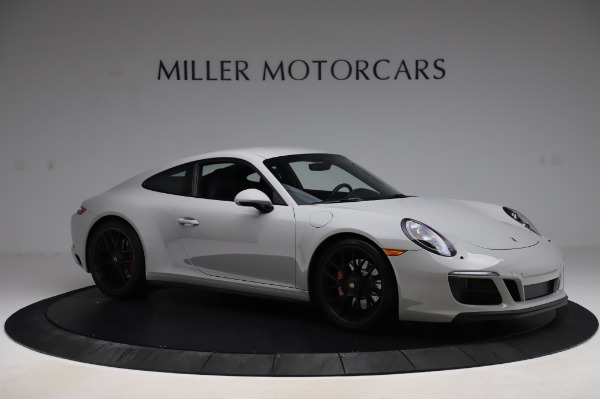 Used 2018 Porsche 911 Carrera GTS for sale Call for price at Rolls-Royce Motor Cars Greenwich in Greenwich CT 06830 10
