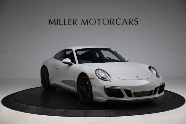 Used 2018 Porsche 911 Carrera GTS for sale Call for price at Rolls-Royce Motor Cars Greenwich in Greenwich CT 06830 11