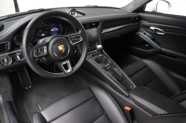 Used 2018 Porsche 911 Carrera GTS for sale Call for price at Rolls-Royce Motor Cars Greenwich in Greenwich CT 06830 14