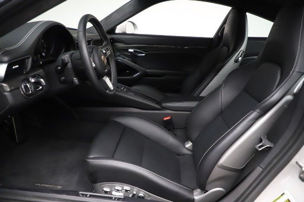 Used 2018 Porsche 911 Carrera GTS for sale Call for price at Rolls-Royce Motor Cars Greenwich in Greenwich CT 06830 15