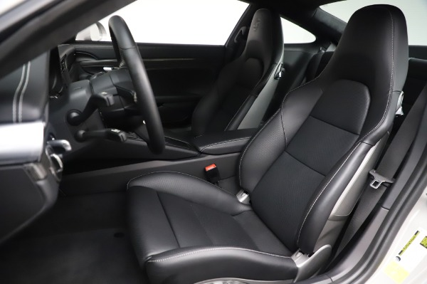 Used 2018 Porsche 911 Carrera GTS for sale Call for price at Rolls-Royce Motor Cars Greenwich in Greenwich CT 06830 16
