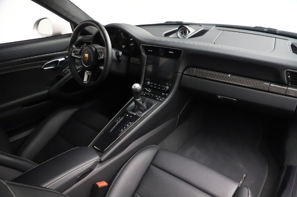 Used 2018 Porsche 911 Carrera GTS for sale Call for price at Rolls-Royce Motor Cars Greenwich in Greenwich CT 06830 18