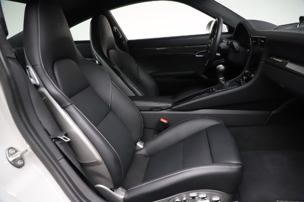 Used 2018 Porsche 911 Carrera GTS for sale Call for price at Rolls-Royce Motor Cars Greenwich in Greenwich CT 06830 19