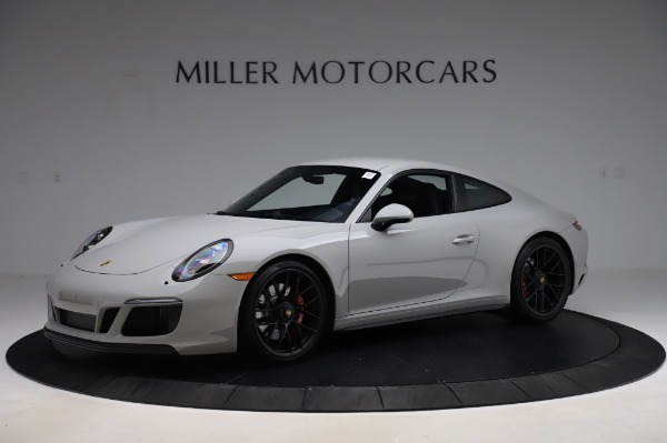Used 2018 Porsche 911 Carrera GTS for sale Call for price at Rolls-Royce Motor Cars Greenwich in Greenwich CT 06830 2