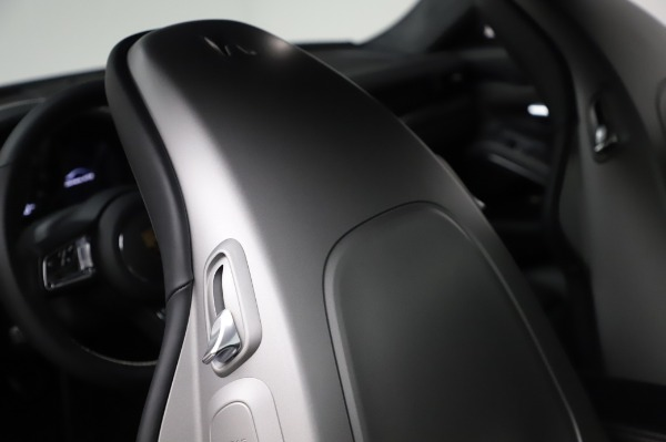 Used 2018 Porsche 911 Carrera GTS for sale Call for price at Rolls-Royce Motor Cars Greenwich in Greenwich CT 06830 23