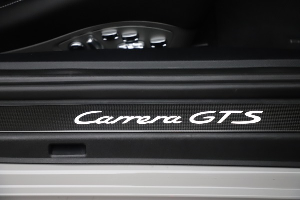 Used 2018 Porsche 911 Carrera GTS for sale Call for price at Rolls-Royce Motor Cars Greenwich in Greenwich CT 06830 24