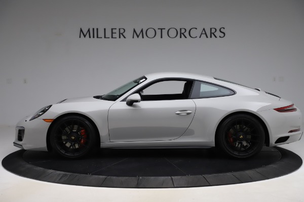 Used 2018 Porsche 911 Carrera GTS for sale Call for price at Rolls-Royce Motor Cars Greenwich in Greenwich CT 06830 3