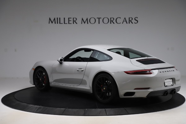 Used 2018 Porsche 911 Carrera GTS for sale Call for price at Rolls-Royce Motor Cars Greenwich in Greenwich CT 06830 4