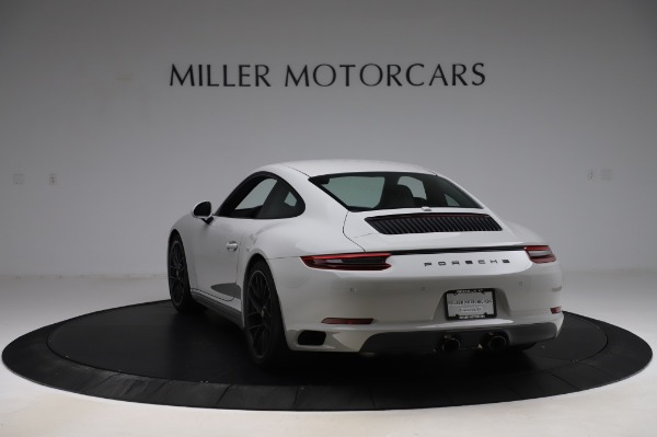Used 2018 Porsche 911 Carrera GTS for sale Call for price at Rolls-Royce Motor Cars Greenwich in Greenwich CT 06830 5
