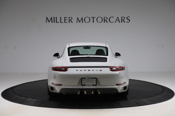 Used 2018 Porsche 911 Carrera GTS for sale Call for price at Rolls-Royce Motor Cars Greenwich in Greenwich CT 06830 6