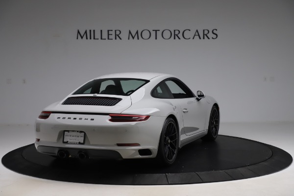 Used 2018 Porsche 911 Carrera GTS for sale Call for price at Rolls-Royce Motor Cars Greenwich in Greenwich CT 06830 7