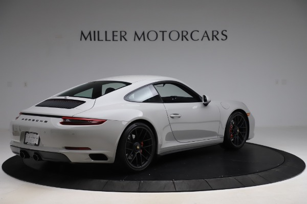 Used 2018 Porsche 911 Carrera GTS for sale Call for price at Rolls-Royce Motor Cars Greenwich in Greenwich CT 06830 8