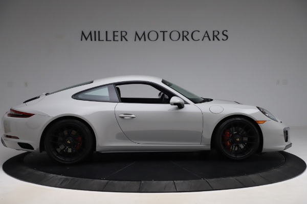 Used 2018 Porsche 911 Carrera GTS for sale Call for price at Rolls-Royce Motor Cars Greenwich in Greenwich CT 06830 9