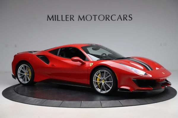 Used 2019 Ferrari 488 Pista for sale $447,900 at Rolls-Royce Motor Cars Greenwich in Greenwich CT 06830 10