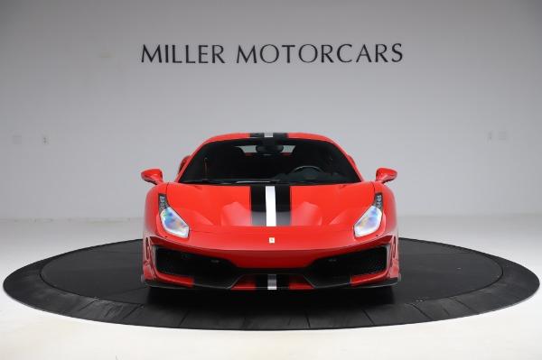 Used 2019 Ferrari 488 Pista for sale $447,900 at Rolls-Royce Motor Cars Greenwich in Greenwich CT 06830 12