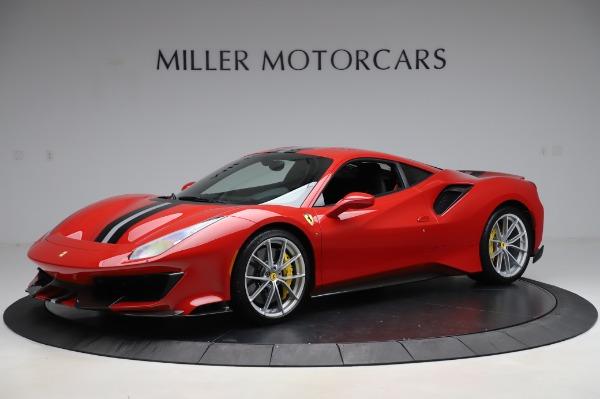 Used 2019 Ferrari 488 Pista for sale $447,900 at Rolls-Royce Motor Cars Greenwich in Greenwich CT 06830 2