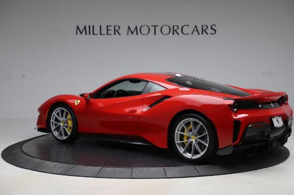 Used 2019 Ferrari 488 Pista for sale $447,900 at Rolls-Royce Motor Cars Greenwich in Greenwich CT 06830 4
