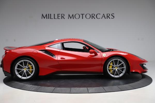 Used 2019 Ferrari 488 Pista for sale $447,900 at Rolls-Royce Motor Cars Greenwich in Greenwich CT 06830 9