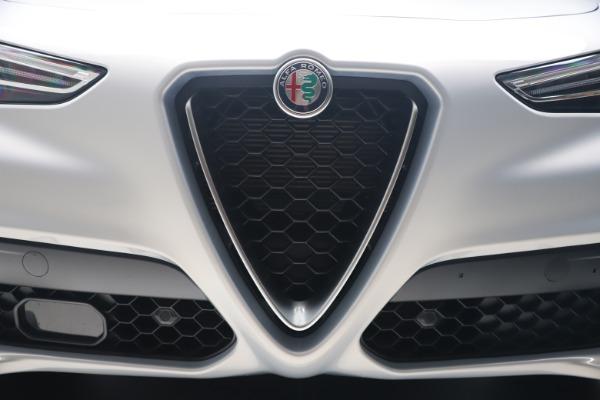 New 2020 Alfa Romeo Stelvio Q4 for sale $49,795 at Rolls-Royce Motor Cars Greenwich in Greenwich CT 06830 13