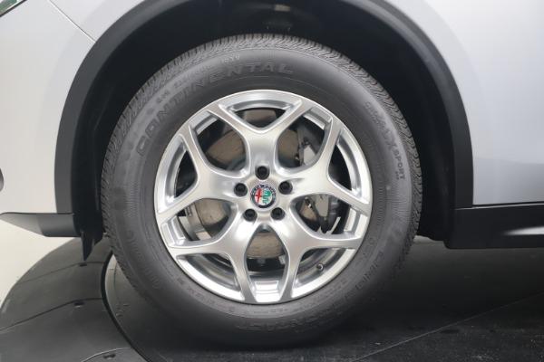 New 2020 Alfa Romeo Stelvio Q4 for sale $49,795 at Rolls-Royce Motor Cars Greenwich in Greenwich CT 06830 14