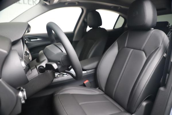 New 2020 Alfa Romeo Stelvio Q4 for sale $49,795 at Rolls-Royce Motor Cars Greenwich in Greenwich CT 06830 15