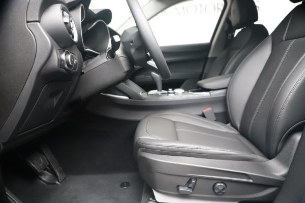 New 2020 Alfa Romeo Stelvio Q4 for sale $49,795 at Rolls-Royce Motor Cars Greenwich in Greenwich CT 06830 16