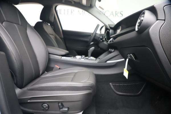New 2020 Alfa Romeo Stelvio Q4 for sale $49,795 at Rolls-Royce Motor Cars Greenwich in Greenwich CT 06830 23