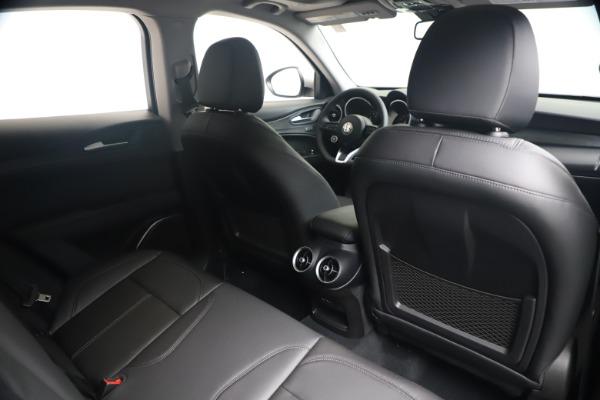 New 2020 Alfa Romeo Stelvio Q4 for sale $49,795 at Rolls-Royce Motor Cars Greenwich in Greenwich CT 06830 28