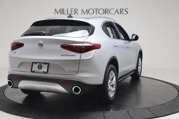 New 2020 Alfa Romeo Stelvio Q4 for sale $49,795 at Rolls-Royce Motor Cars Greenwich in Greenwich CT 06830 7