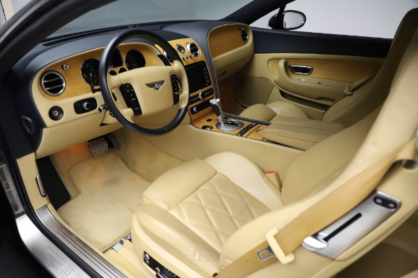 Used 2007 Bentley Continental GT for sale Call for price at Rolls-Royce Motor Cars Greenwich in Greenwich CT 06830 17