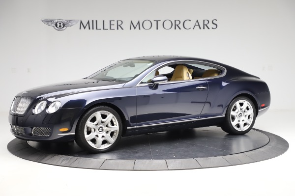 Used 2007 Bentley Continental GT for sale Call for price at Rolls-Royce Motor Cars Greenwich in Greenwich CT 06830 2