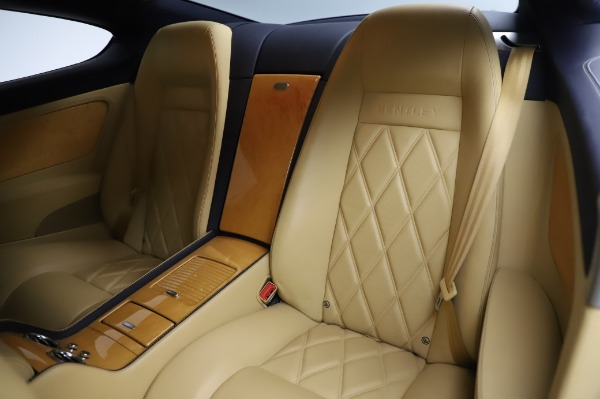 Used 2007 Bentley Continental GT for sale Call for price at Rolls-Royce Motor Cars Greenwich in Greenwich CT 06830 21