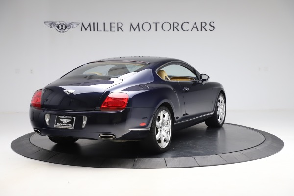 Used 2007 Bentley Continental GT for sale Call for price at Rolls-Royce Motor Cars Greenwich in Greenwich CT 06830 7