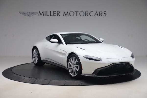 New 2020 Aston Martin Vantage for sale $181,781 at Rolls-Royce Motor Cars Greenwich in Greenwich CT 06830 10