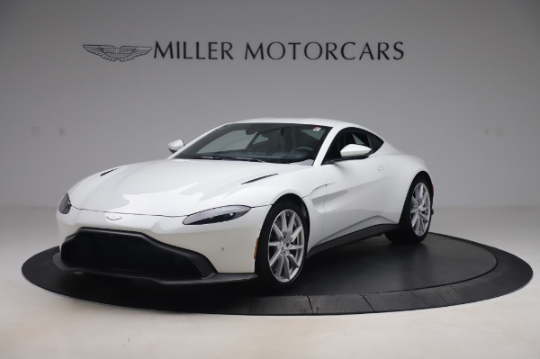New 2020 Aston Martin Vantage for sale $181,781 at Rolls-Royce Motor Cars Greenwich in Greenwich CT 06830 12