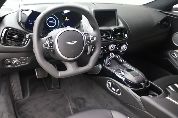 New 2020 Aston Martin Vantage for sale $181,781 at Rolls-Royce Motor Cars Greenwich in Greenwich CT 06830 15