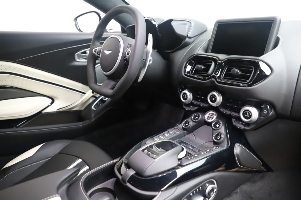 New 2020 Aston Martin Vantage for sale $181,781 at Rolls-Royce Motor Cars Greenwich in Greenwich CT 06830 17