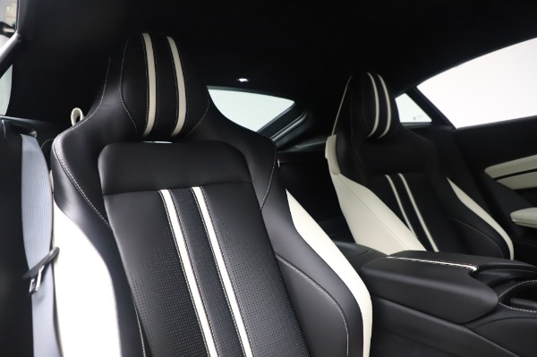 New 2020 Aston Martin Vantage for sale $181,781 at Rolls-Royce Motor Cars Greenwich in Greenwich CT 06830 19
