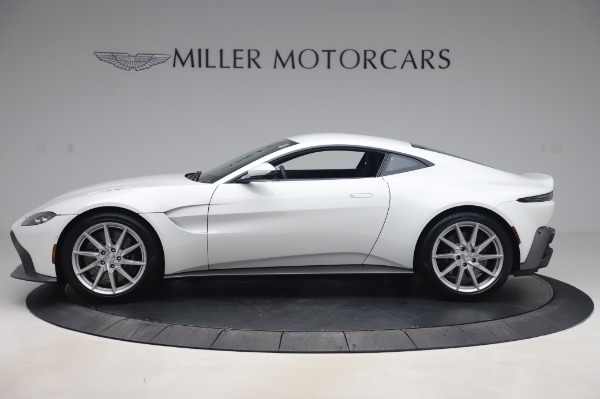 New 2020 Aston Martin Vantage for sale $181,781 at Rolls-Royce Motor Cars Greenwich in Greenwich CT 06830 2
