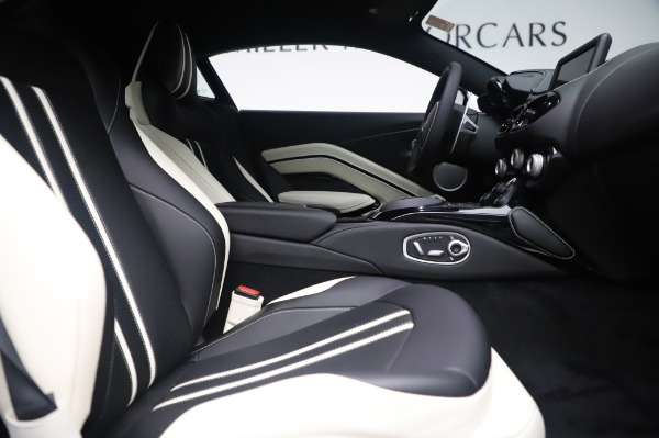 New 2020 Aston Martin Vantage for sale $181,781 at Rolls-Royce Motor Cars Greenwich in Greenwich CT 06830 21