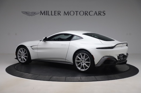 New 2020 Aston Martin Vantage for sale $181,781 at Rolls-Royce Motor Cars Greenwich in Greenwich CT 06830 3