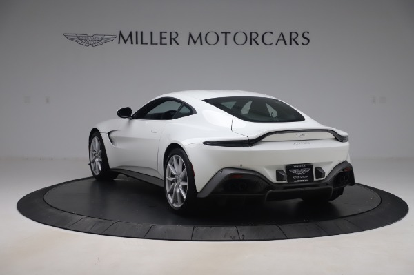 New 2020 Aston Martin Vantage for sale $181,781 at Rolls-Royce Motor Cars Greenwich in Greenwich CT 06830 4