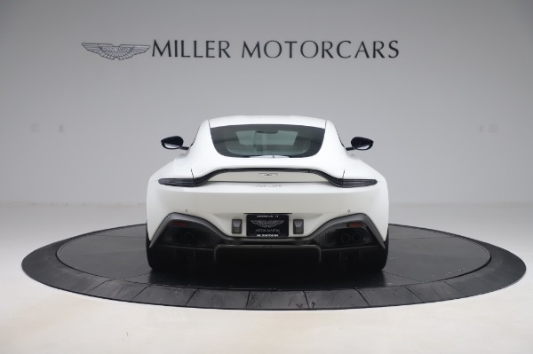 New 2020 Aston Martin Vantage for sale $181,781 at Rolls-Royce Motor Cars Greenwich in Greenwich CT 06830 5