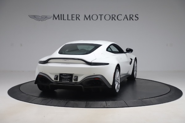 New 2020 Aston Martin Vantage for sale $181,781 at Rolls-Royce Motor Cars Greenwich in Greenwich CT 06830 6
