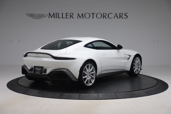 New 2020 Aston Martin Vantage for sale $181,781 at Rolls-Royce Motor Cars Greenwich in Greenwich CT 06830 7