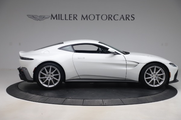 New 2020 Aston Martin Vantage for sale $181,781 at Rolls-Royce Motor Cars Greenwich in Greenwich CT 06830 8
