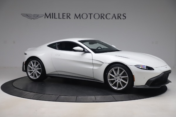 New 2020 Aston Martin Vantage for sale $181,781 at Rolls-Royce Motor Cars Greenwich in Greenwich CT 06830 9